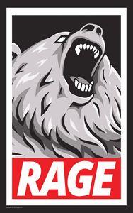 Rage, Don't Obey