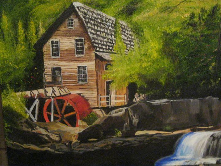 The Grist Mill - Gazebo Art
