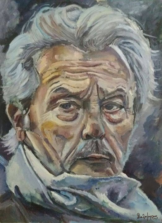 the stable glance - Konstantinos Dls Art