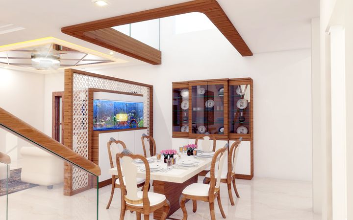 Dining space - chaman