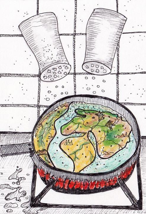 Cooking Earth - Mimbla