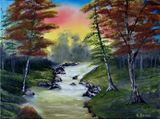 18x24  inch oil painting