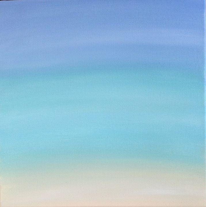 Abstract Summer - Cindy Magallanes