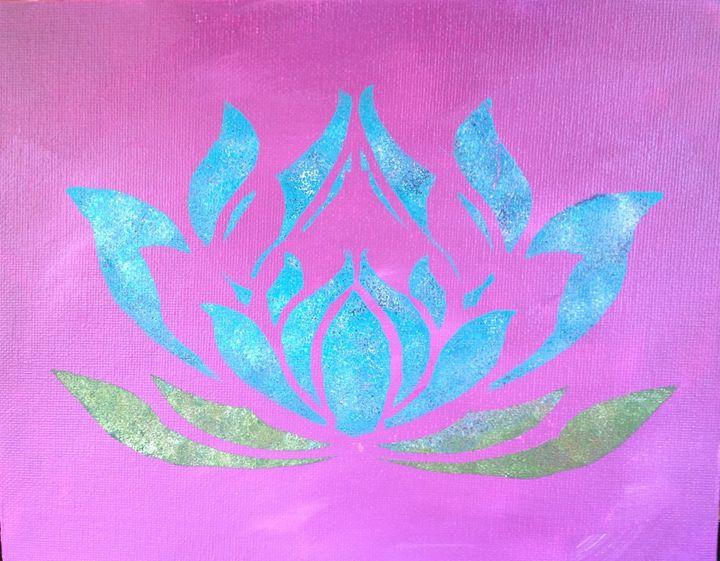 Lotus - Cindy Magallanes