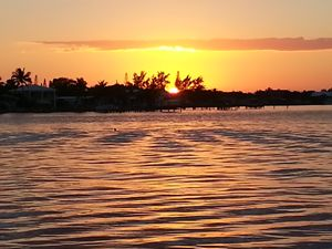 Sunset in Key Largo IV