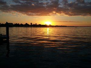 Sunset In Key Largo III