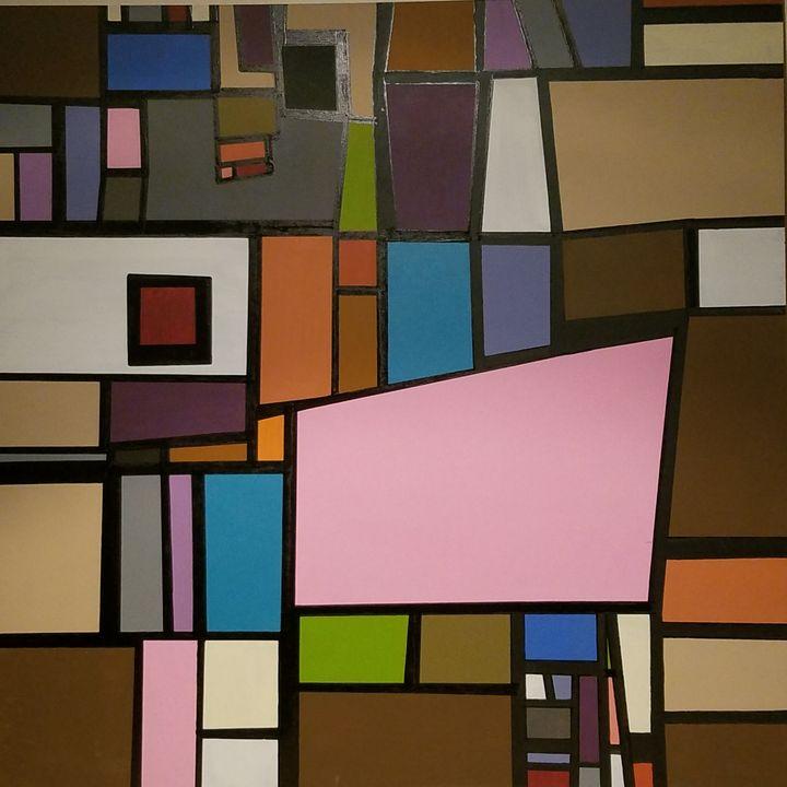 Original acrylic - JMB Artworks