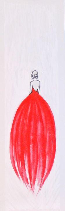 Red Ballerina - Angelique Nicole