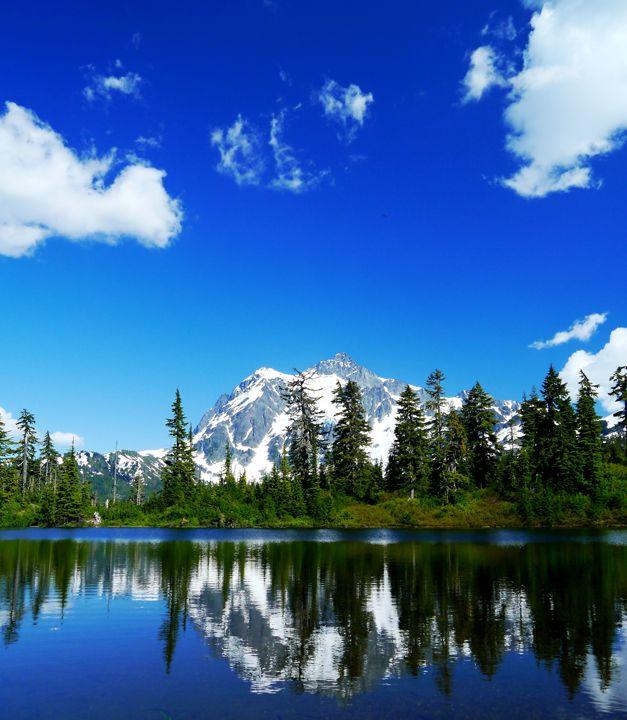 Mount Shuksan - Christopher Fridley