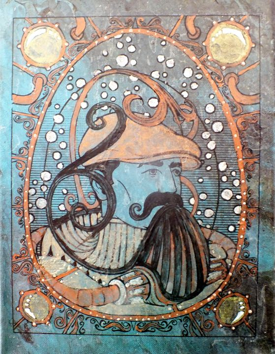 Steampunk Blues - Creative Souls Canada
