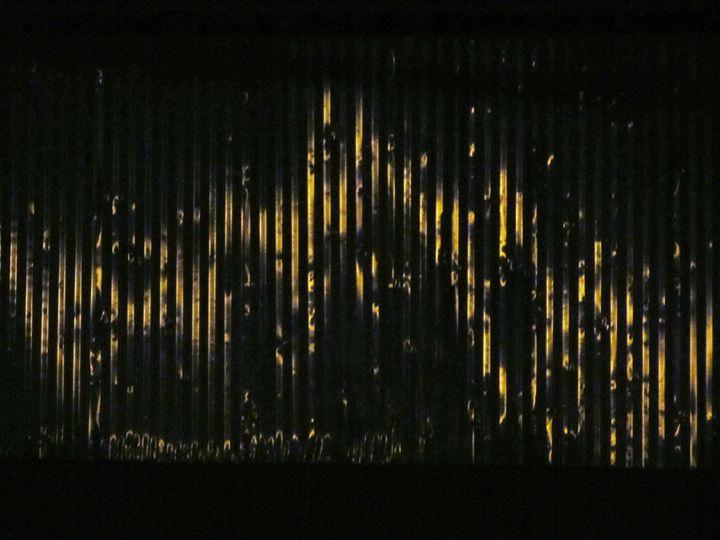 Gold Reflection - Amanda Paints LLC