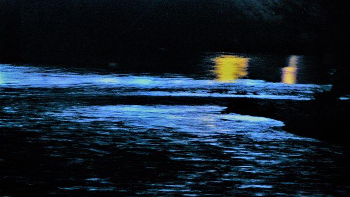 Light Scape - Amanda Paints LLC