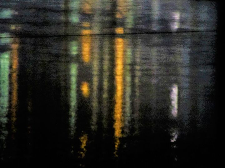 Reflection Play 4 - Amanda Paints LLC