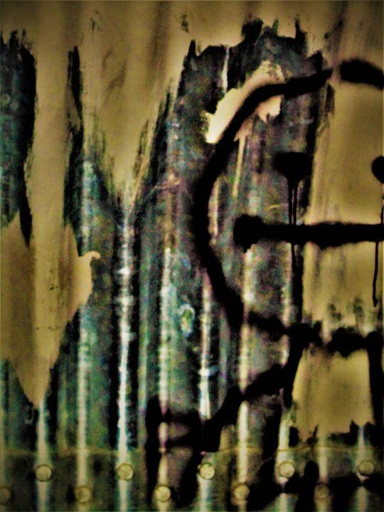Drippy Man 1 - Amanda Paints LLC