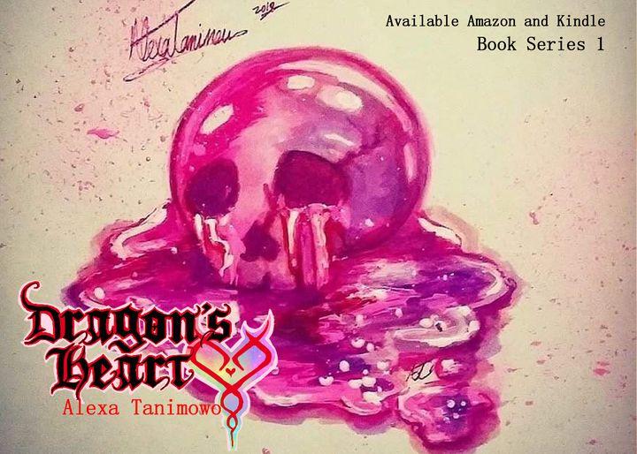 Sweet Skull - dragons heart