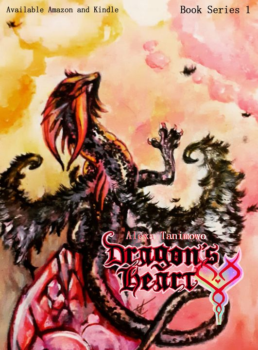 Dragon's Heart Alexa Tanimowo - dragons heart