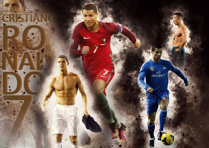 Ronaldo FanArt HD POster - Shree - Shree