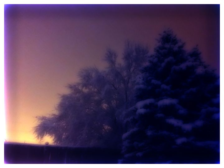 Winter Sun Rising - Creations of a Seeker of Signs