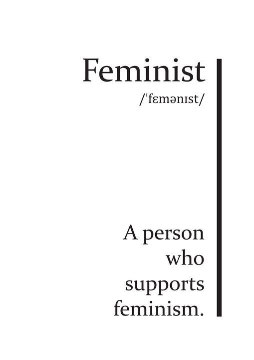 Feminist - Sohe