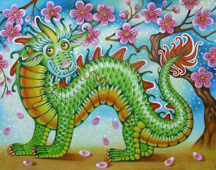 The Dragon - Inessa