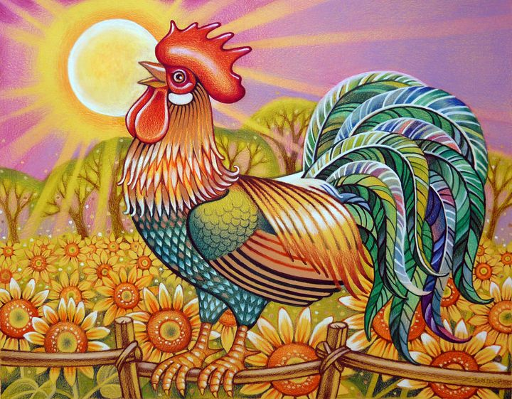 The Rooster - Inessa