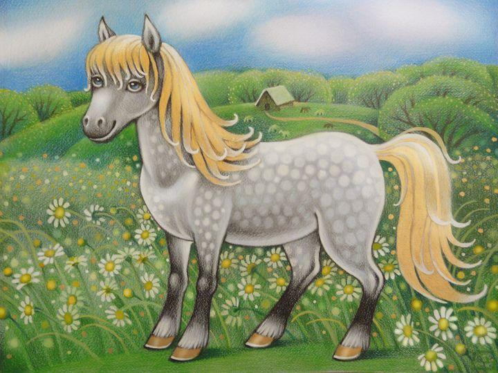 The horse - Inessa