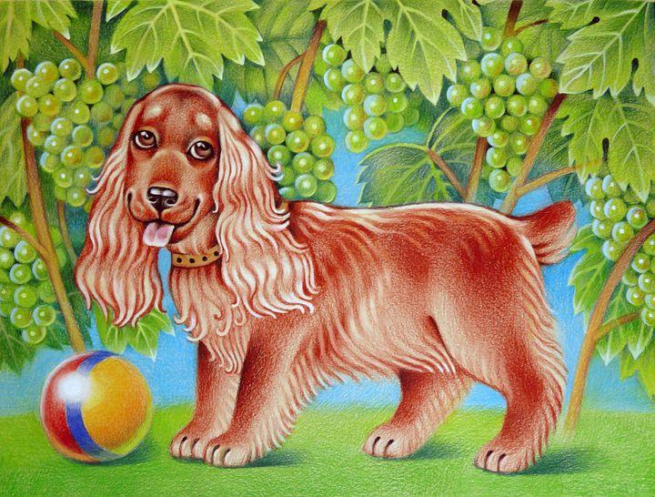 The dog - Inessa