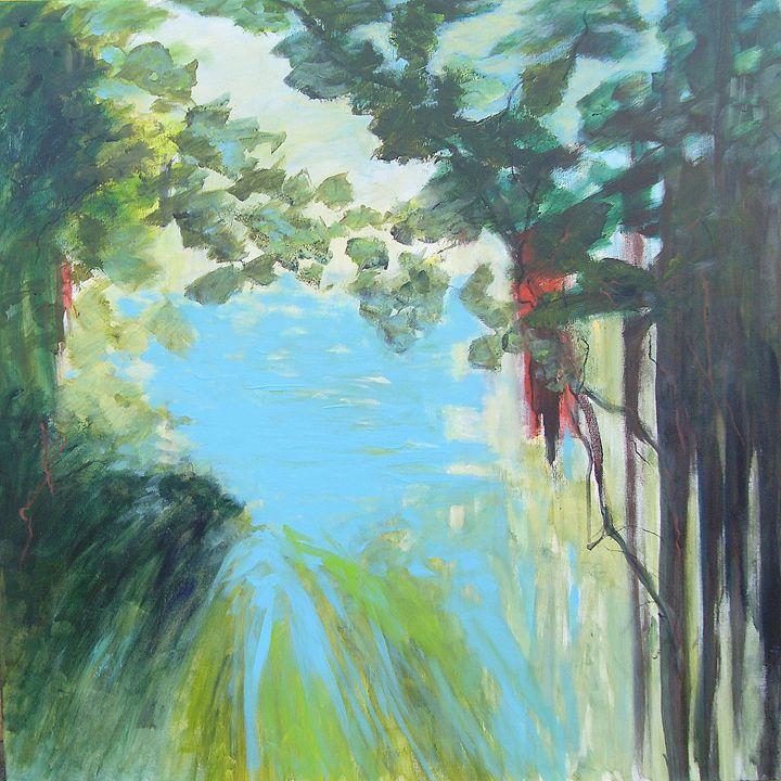 SCANDINAVIAN SUMMER - Aase Lind Art