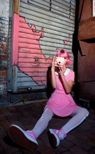 Colorbomb - Pink Polaroid