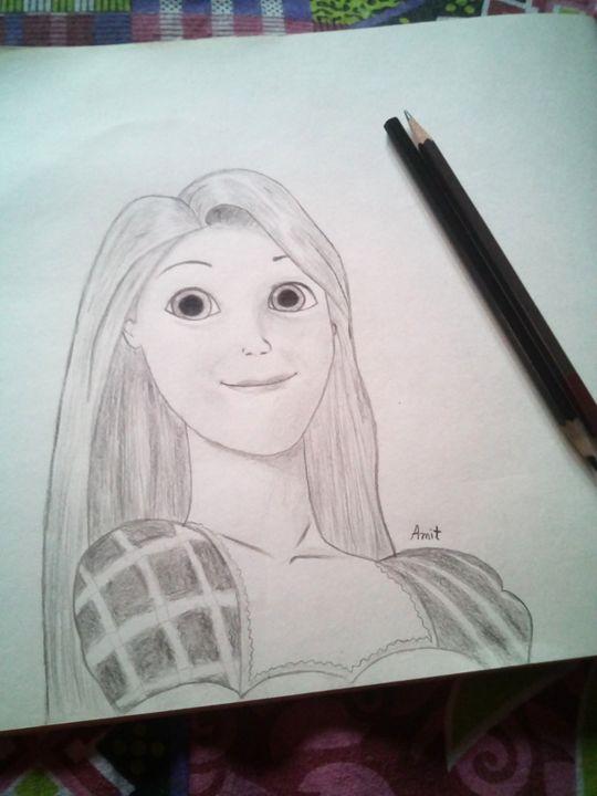 Rapunzel - amitmerchant