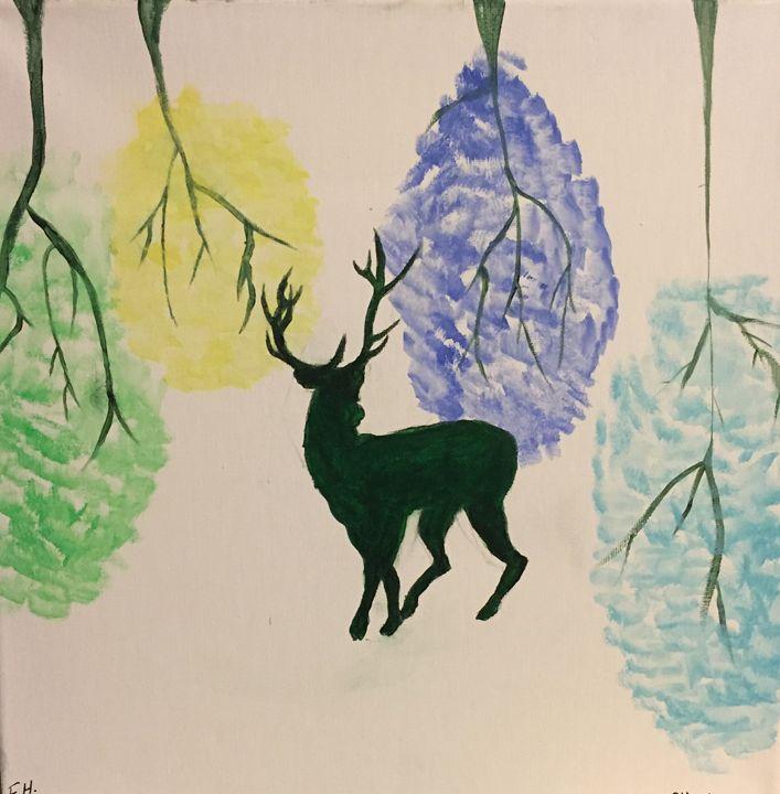 Into the Wild - Felicia Holmes Artwork