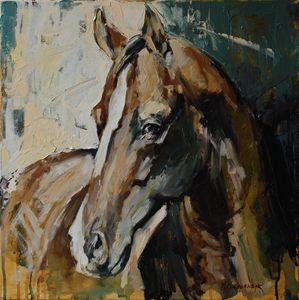 Horse piortrait - MikolajczakArt