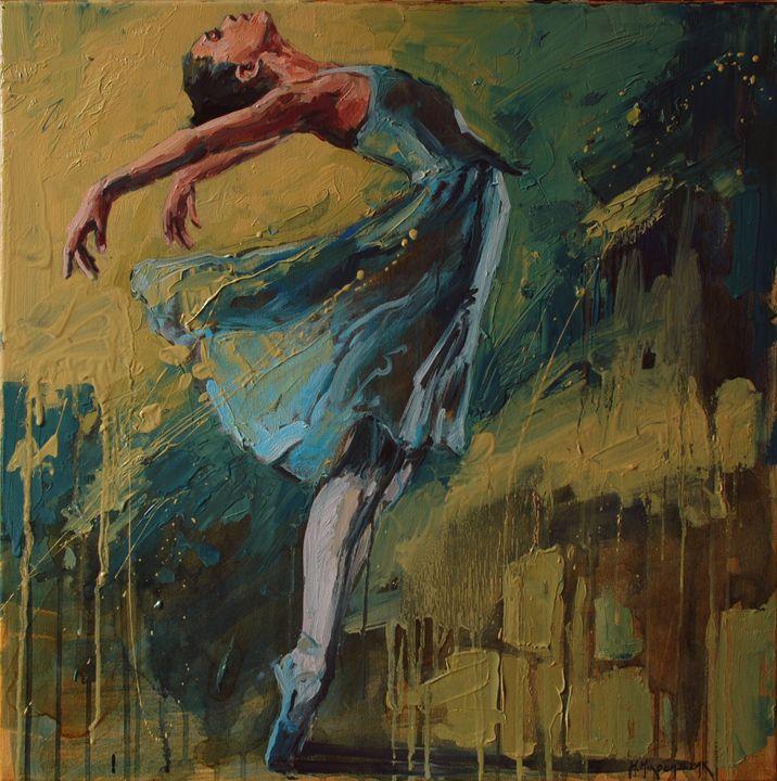 Ballerina - MikolajczakArt
