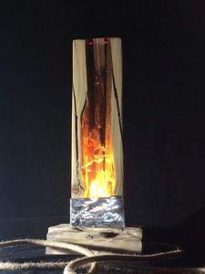 Lampe Monolithe - M ATOM - Michel Guerry