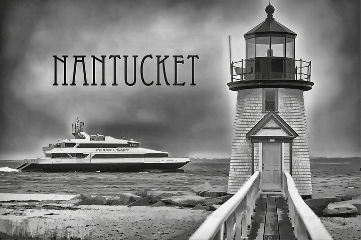 Nantucket - Jack Torcello Fine Art