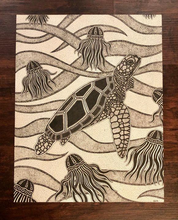 Sea turtle - Bryan Montgomery