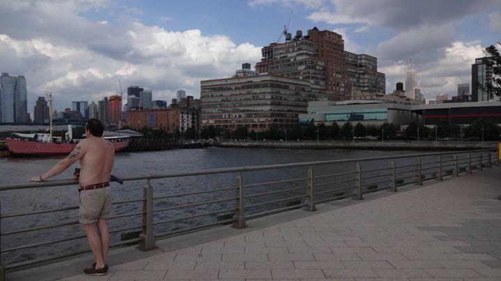 Chelsea Waterside Park - George Hertz