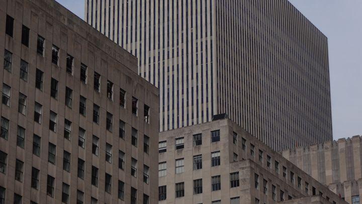 Concrete beauty - George Hertz