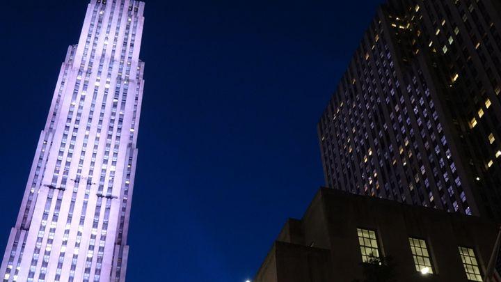 Rockefeller Center - George Hertz