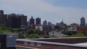 Brooklyn urban landscape