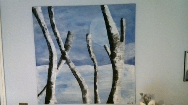 Iced birch - Dusty vidler