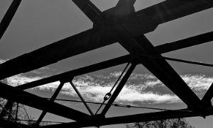 Bridge Strut - Joseph Thaler Photo Art