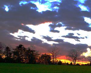 Evening Glow - Joseph Thaler Photo Art