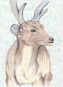 Nara Deer - Camryn Good