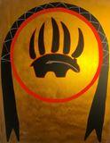 The black bear shield