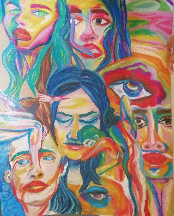 Feminine - Mariam Abaid