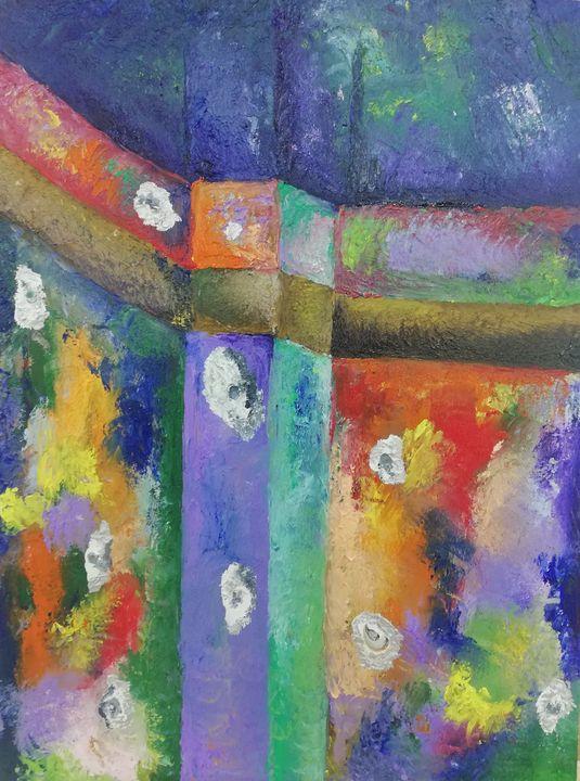 Colour corner - Mariam Abaid