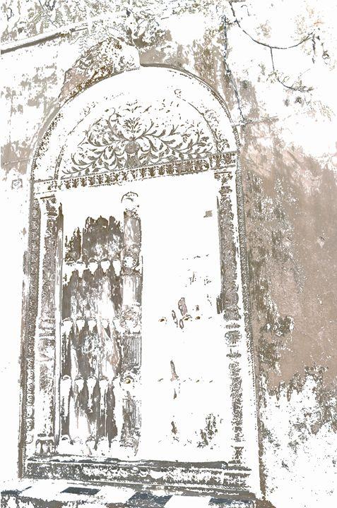 Grand Door - Highlights by TratchaArt