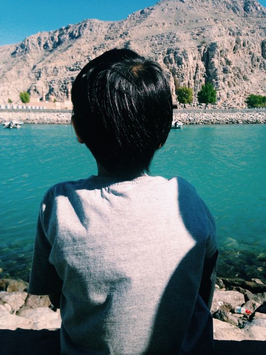 Oman Blues - Rose Art & Photography