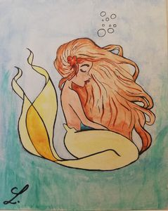 The soothed siren